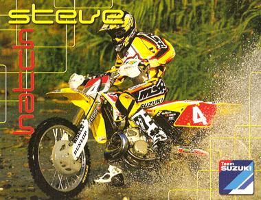 Steve Hatch Suzuki Promo 2